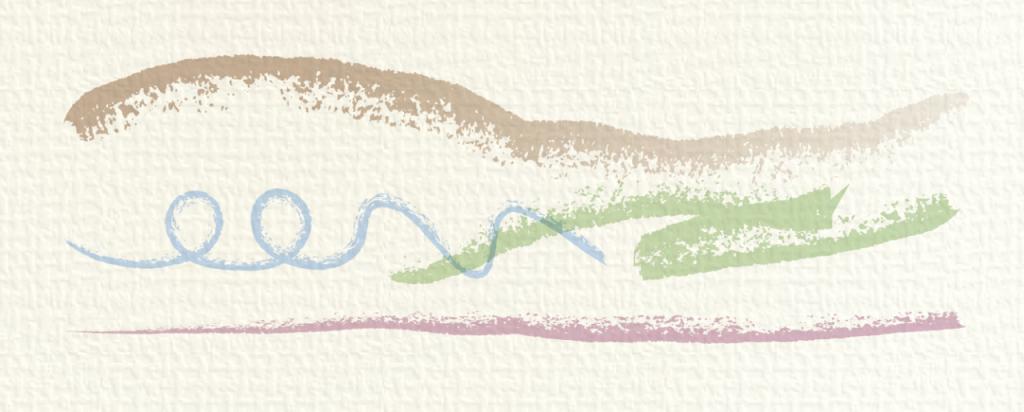 Illustratorで手描きペンの作り方:制作参考