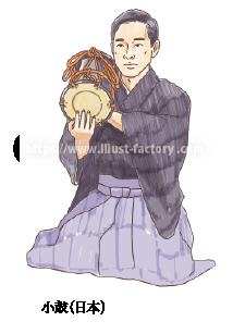 日本古典楽器:小鼓