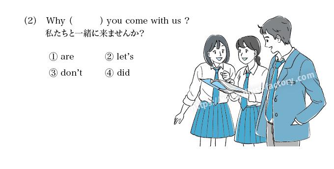 英語教材:高校生イラスト制作21