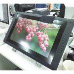 最新機器?!液晶タブレット大大大サイズ!!