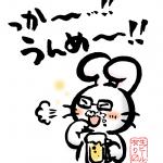 筆タッチイラスト★イラスト制作過程のご紹介③