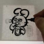 筆タッチイラスト★イラスト制作過程のご紹介②