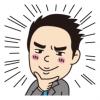 LINEスタンプ★コミカル男性似顔絵風スタンプ
