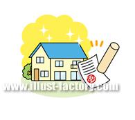 A102-04 住宅イラスト 契約