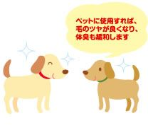 A39-15 犬のイラスト