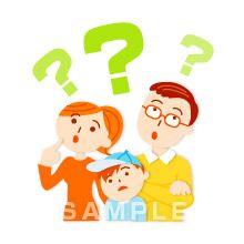 A45-05 家族のイラスト 何だろう?