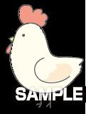 A51-30 鶏