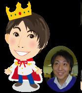 A59-09 似顔絵作成 王子風
