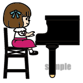 A64-15 ピアノ