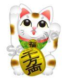 C59-03 招き猫キャラクター制作例