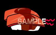 E15-19 寿司イラスト