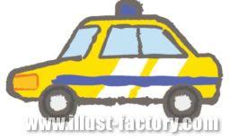 G118-07 タクシー