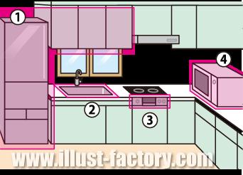 G196-03 キッチン
