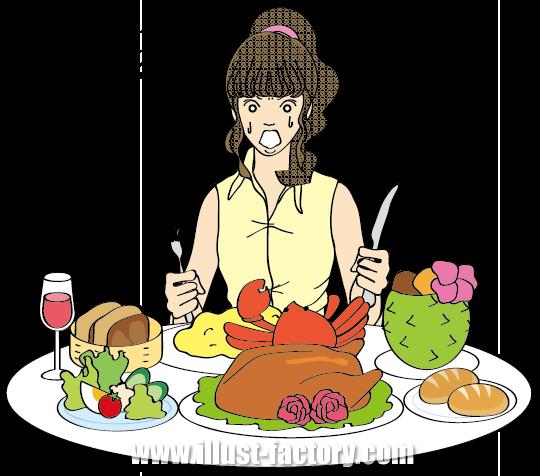 G260-02 海外のレストランで注文を間違えてすごい量の料理が来た