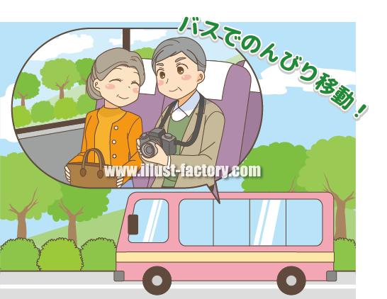 G261-03 バスで移動