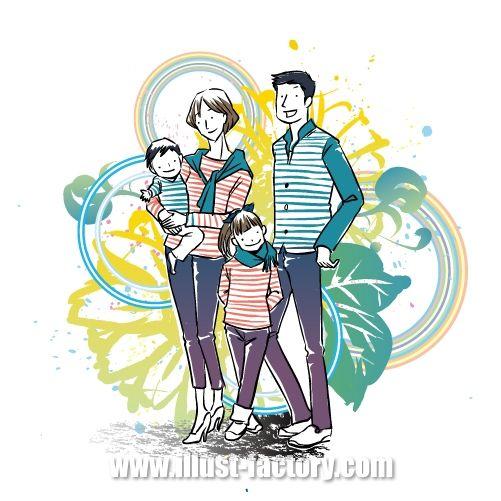 G295-03 子供のいる家族