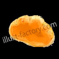 G479-7 クリームパンイラスト