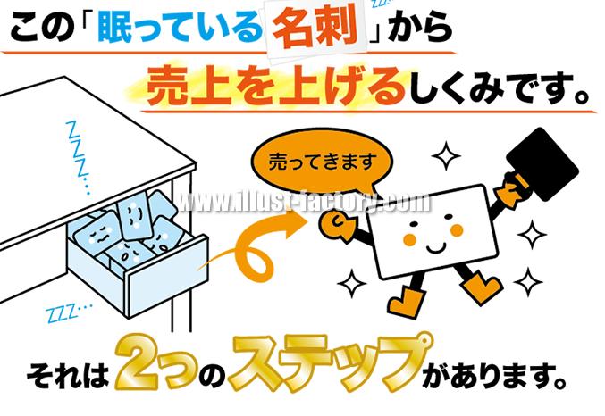 G51-26 名刺作成PR広告