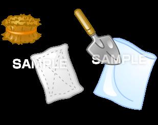 H16-17 掃除道具のイラスト作成