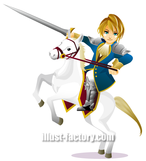 L01-01 ゲームキャラクターデザイン 戦士