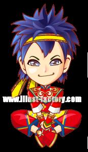 L03-03 ゲームキャラクターデザイン 戦士