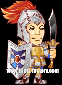 L03-06 ゲームキャラクターデザイン 戦士