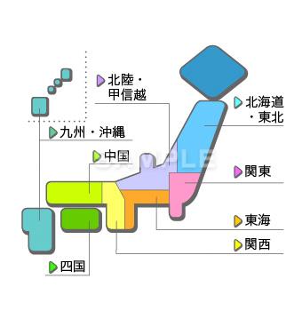 M07-6 日本地図制作