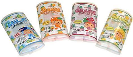 PK01-7 キャンディーのパッケージデザイン