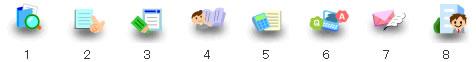 平面アイコン制作例 I01-11