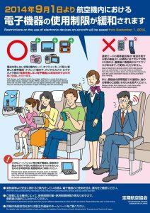 空港掲示ポスター制作