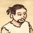 縄文時代の暮らしの様子イラスト 手描きタッチ G507