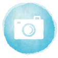透明水彩で描いたような、暖かみのあるデザインアイコン I01-41